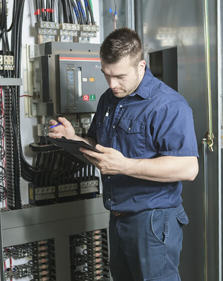 B&T Electric Commercial Electrician | Industrial Electrical Contractor